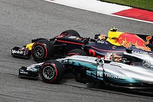 Fórmula 1 Relato da corrida Verstappen vence GP animado na Malásia; Hamilton é 2º