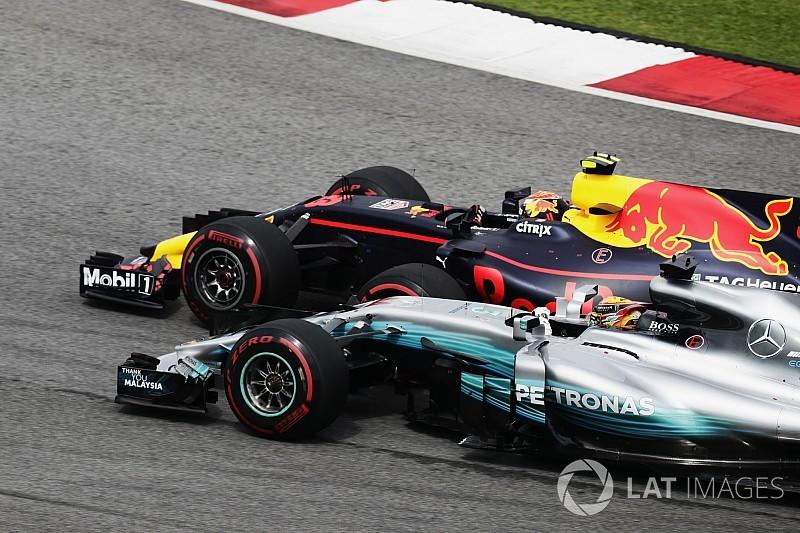 Hamilton hoopt Verstappen dankzij ervaring voor te kunnen blijven