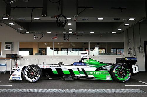 Fotogallery: ecco la livrea Audi per la stagione 4 di Formula E