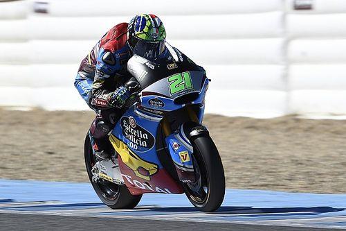 Test Jerez, Day 2: Morbidelli guida la doppietta della Marc VDS