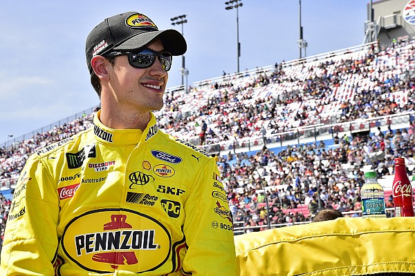 Joey Logano is no stranger to confrontation
