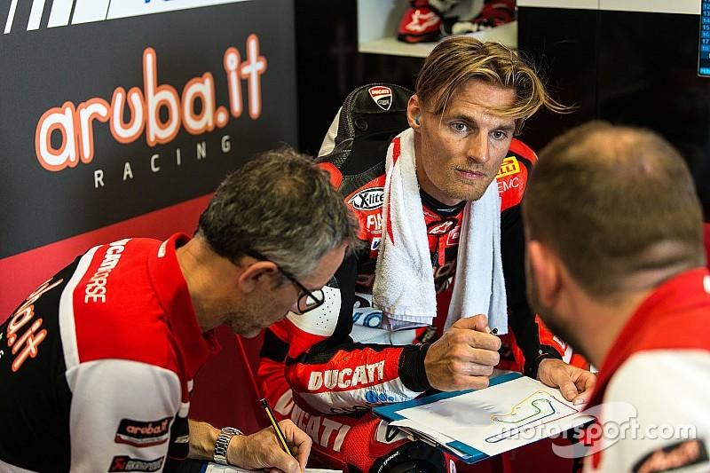 Sur son circuit porte-bonheur, Ducati n'a plus le choix