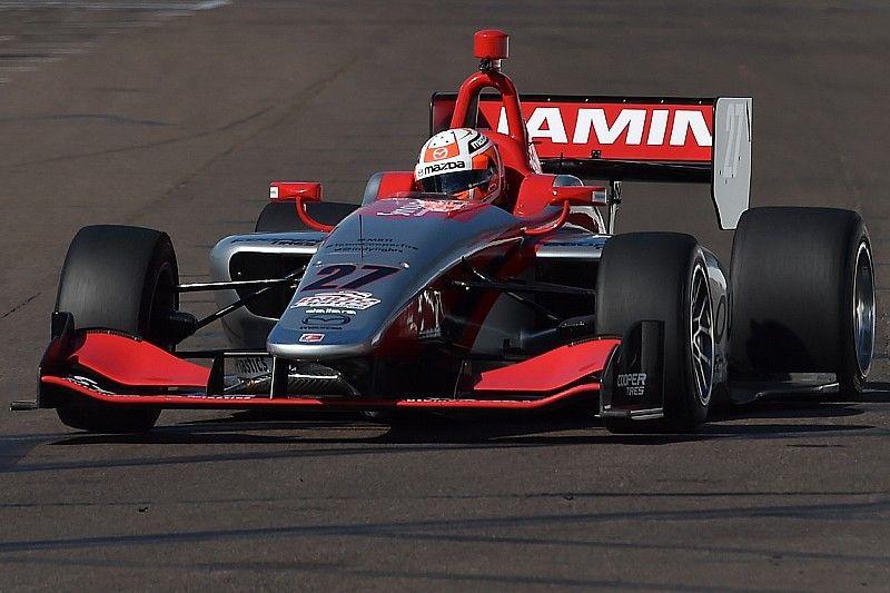 Barber Indy Lights: Jamin triumphs in Race 1