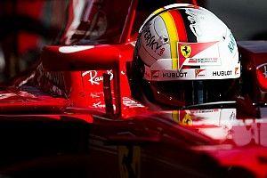 Vettel termina quinta-feira com melhor tempo na Espanha