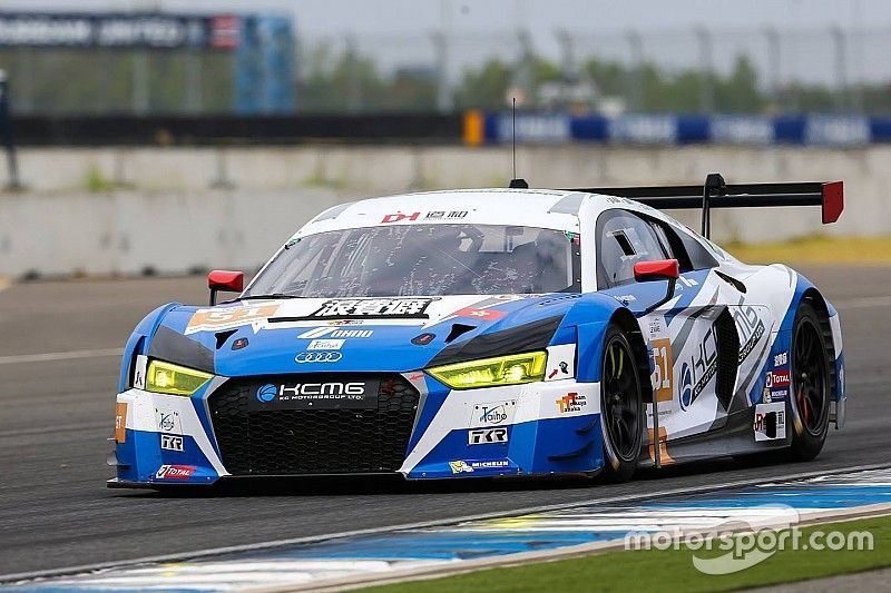 KCMG commence 2017 with Asian Le Mans challenge at Buriram