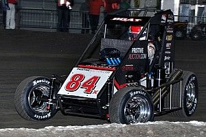 Chili Bowl: Chad Boat wins the Race of Champions over Kyle Larson