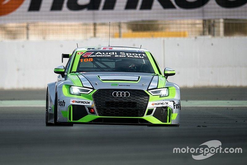 """Middle East, Kaye: """"L'Audi è già velocissima, ha lo stesso passo delle Golf"""""""