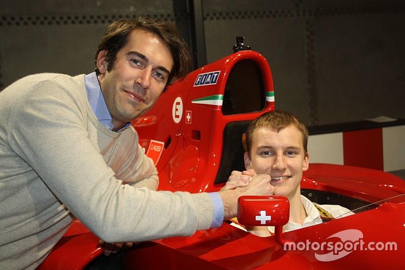 Kevin Jörg vers Trident en GP3