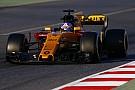 Renault использовала на тестах нелегальное заднее крыло