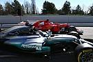 Formula 1 Test Barcellona, Day 3: Mercedes davanti a Ferrari, ma che testa a testa!