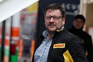 Хембри ушел с поста главы гоночной программы Pirelli