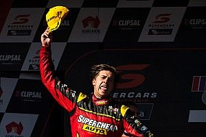 Chaz Mostert surprised by Prodrive Clipsal form