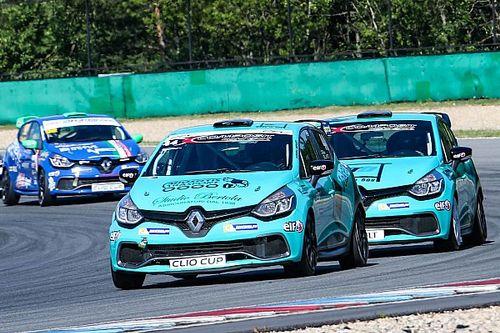 La Clio Cup Italia sbarca nel tempio della velocità di Monza