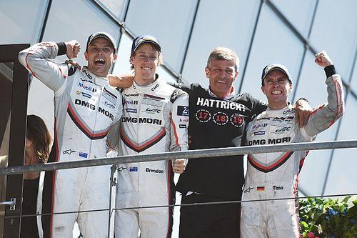 """Bernhard na mega-comeback Le Mans: """"Dit is een wrede race"""""""