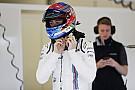 Williams: Di Resta es la mejor opción, aunque le será