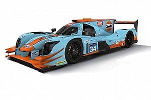 Une livrée Gulf pour Tockwith Motorsports au Mans