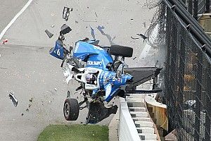 Massa defiende su posición sobre la seguridad en IndyCar