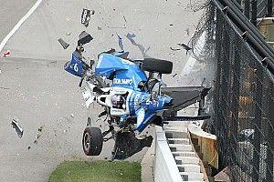 Масса разъяснил свою критику стандартов безопасности IndyCar