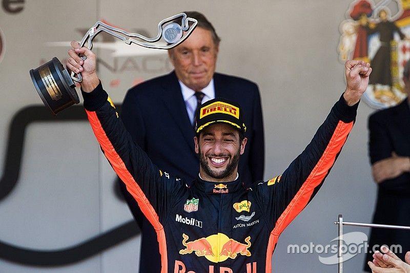 Ilyen laza a Red Bull a Forma-1-ben és Monacóban