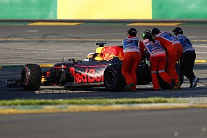 """Formula 1 Breaking news Gutted Ricciardo """"happy to move on"""" from disastrous home GP"""