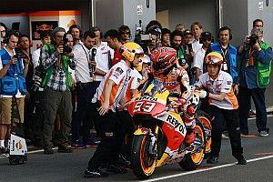 【MotoGP】マルケス「レース前のタイヤ変更が全ての元凶だった」
