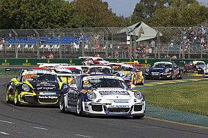 Carrera Cup imposes professional driver limit in Australia