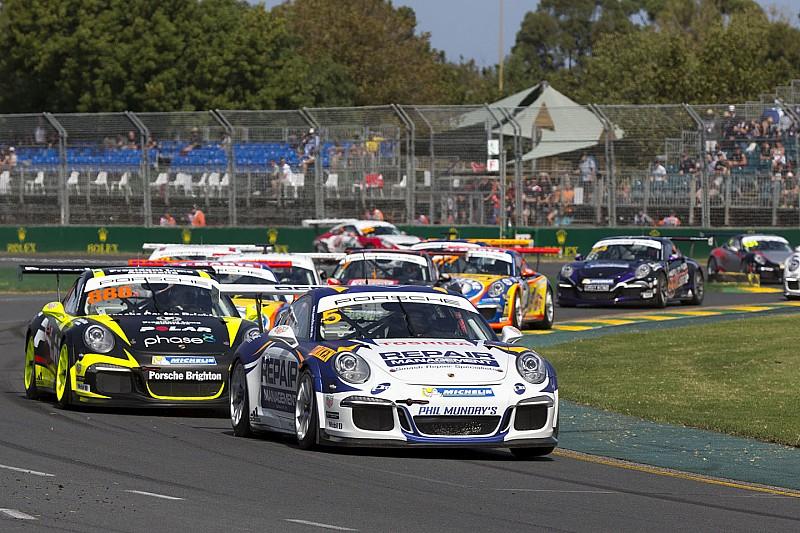 Carrera Cup imposes professional driver limit in Australia