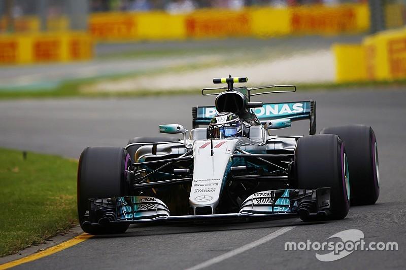 Valtteri Bottas: Erwartungen beim 1. F1-Qualifying 2017 nicht erfüllt
