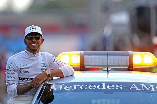 Hamilton iguala Senna, Massa larga em 7º: sábado em imagens