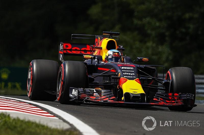 """Ricciardo: """"La mia Red Bull è in grado di lottare per la vittoria"""""""