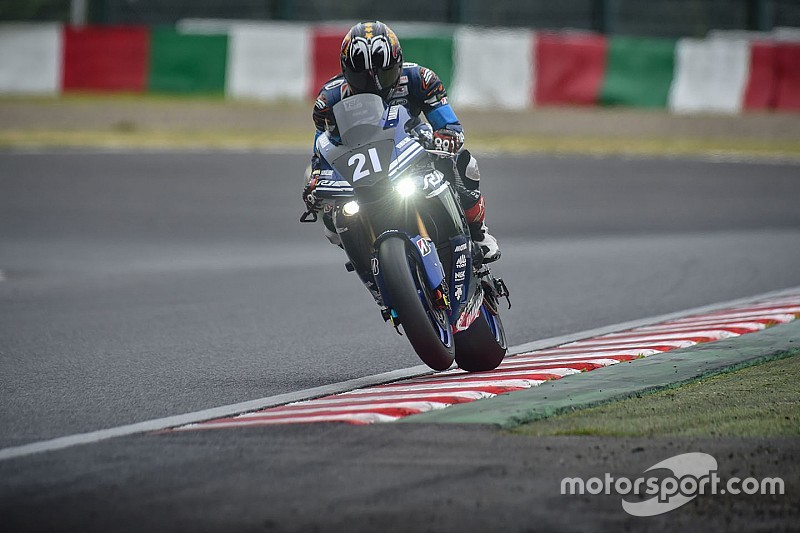 Suzuka 8 Hours: Yamaha scores third straight pole
