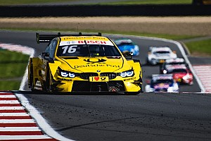 DTM News BMW will