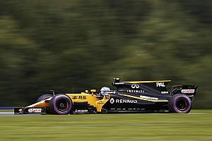Formule 1 Réactions Palmer: