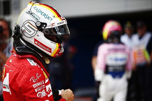 Vettel abre após GP da Áustria; classificação do campeonato