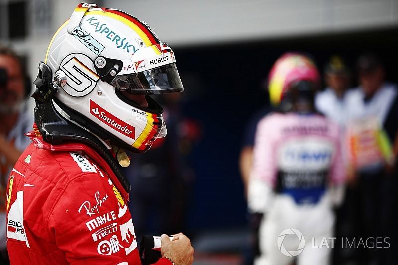 Vettel: Kazanmam için bir tur daha gerekiyordu