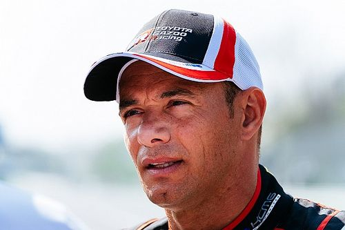 Sarrazin enters Corsica WRC round with his own team