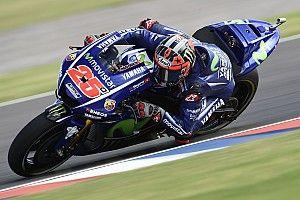 Forcada ungkap ketidaknyamanan Vinales saat kendarai Yamaha