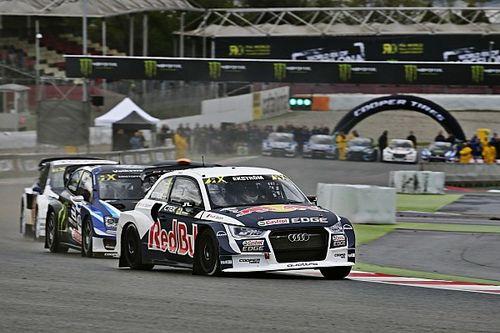 Ekström remporte la première finale de l'année