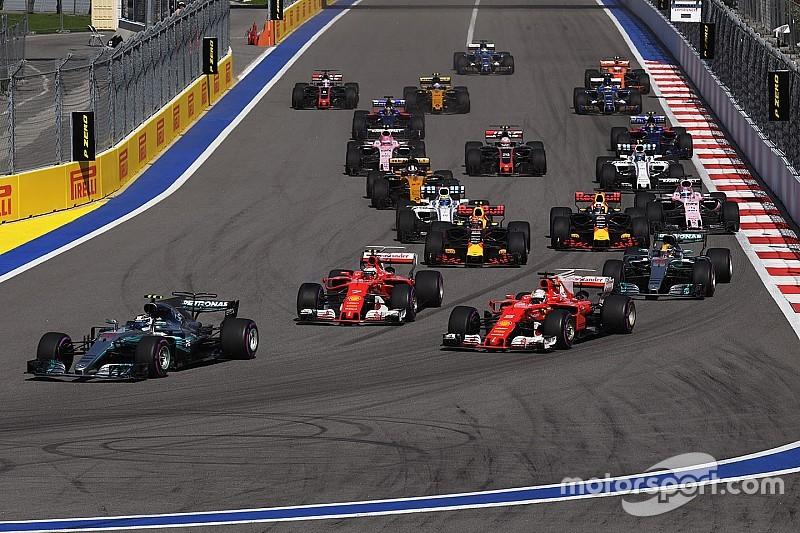 В Force India призвали пересмотреть календарь сезона-2018