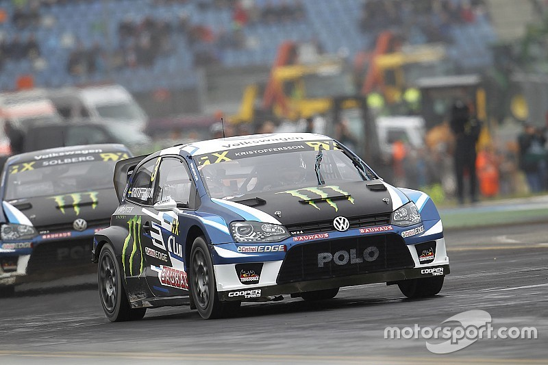 Belgium WRX: Kristoffersson stays on top after qualifying