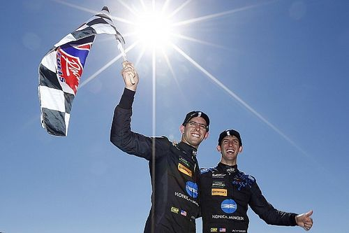 Austin IMSA: Taylors dominate, Corvette wins decimated GTLM class