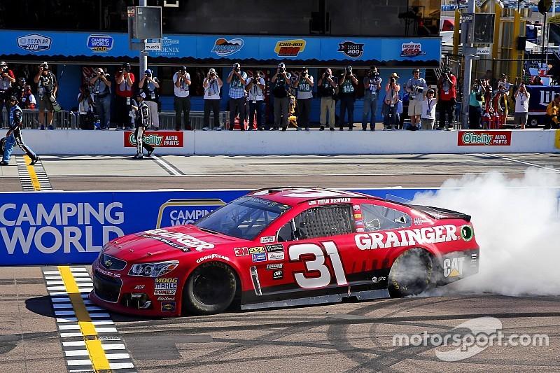 NASCAR-Hitzeschlacht in Phoenix: Ryan Newman staubt Sieg ab