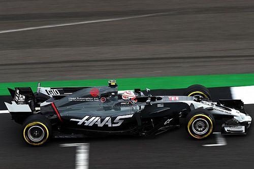 Après Sauber et Ferrari, Giovinazzi découvre la Haas