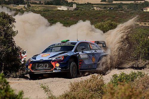 Sardegna, PS5: Meeke si ribalta, Paddon al comando
