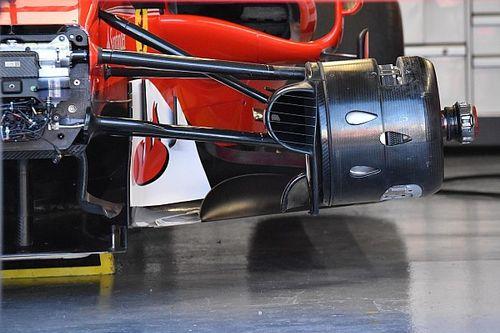Ferrari: il rallentamento di Vettel è dipeso da un guaio al braccio dello sterzo