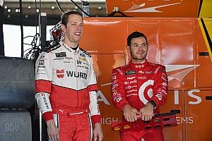 Larson and Keselowski lock themselves into Round of 12 with NHMS run
