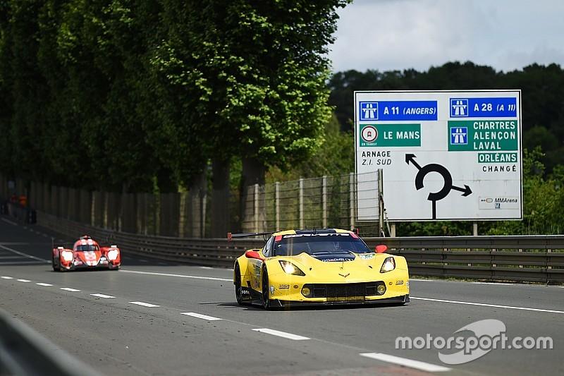 Gavin se queja del tráfico que habrá en Le Mans