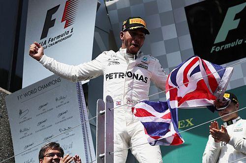 Analysis: How Hamilton got his mojo back in Canada