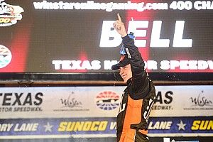 Bell vence em prova com final acidentado e confuso no Texas