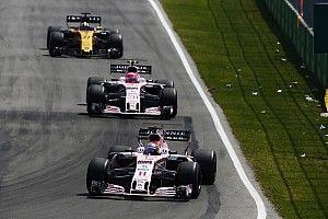 Ocon critica Pérez e inicia guerra interna na Force India